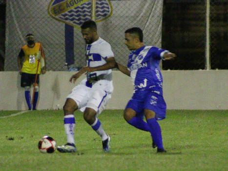Água Santa vence o Taubaté, por 1 a 0, e chega a sexta vitória na série A-2 do Paulistão