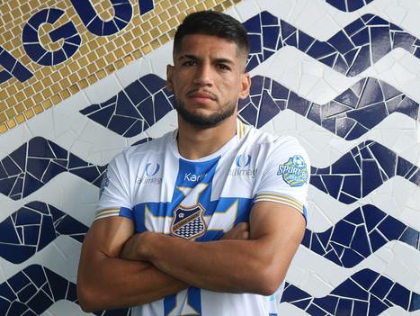 Campeão da A-2, Guilherme Amorim chega para reforçar o Água Santa