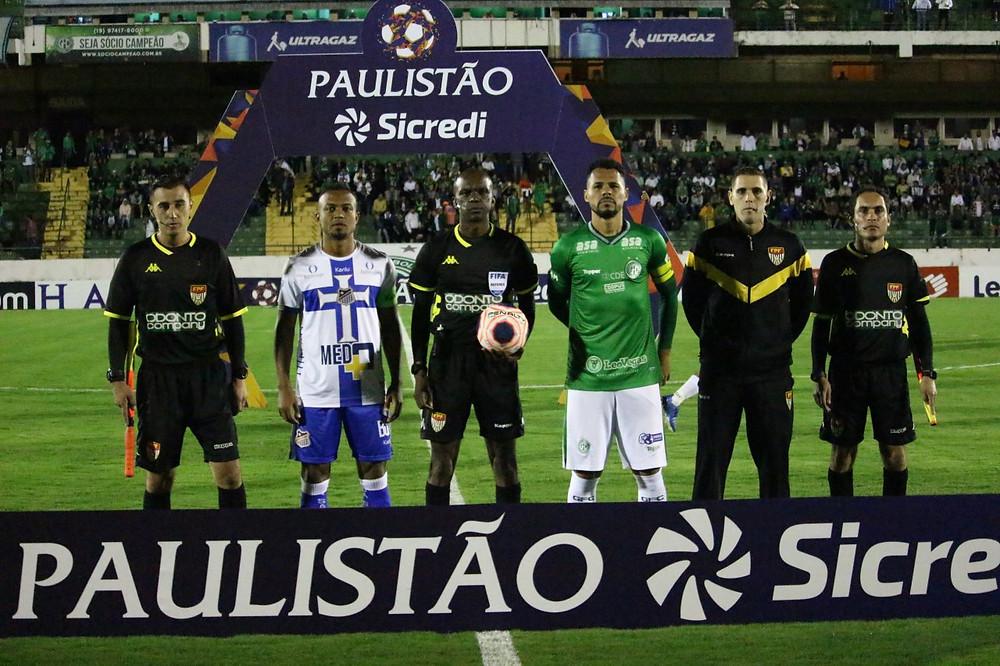 Foto: (David Oliveira / Guarani FC)