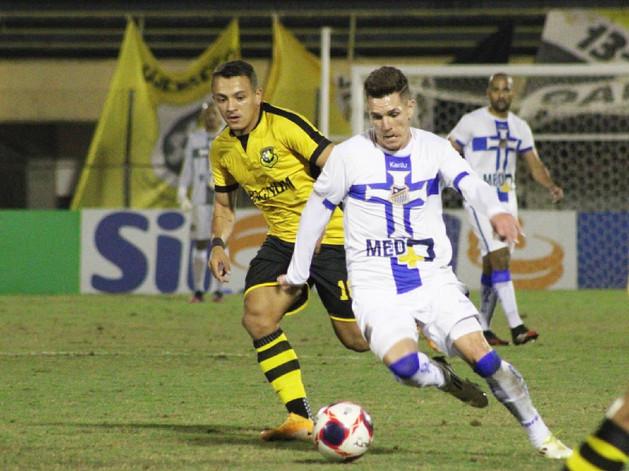 Água Santa empata com o São Bernardo, por 0 a 0, e decisão pela taça será no Canindé