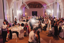 Traumhafte Hochzeit im Kloster Bronnbach