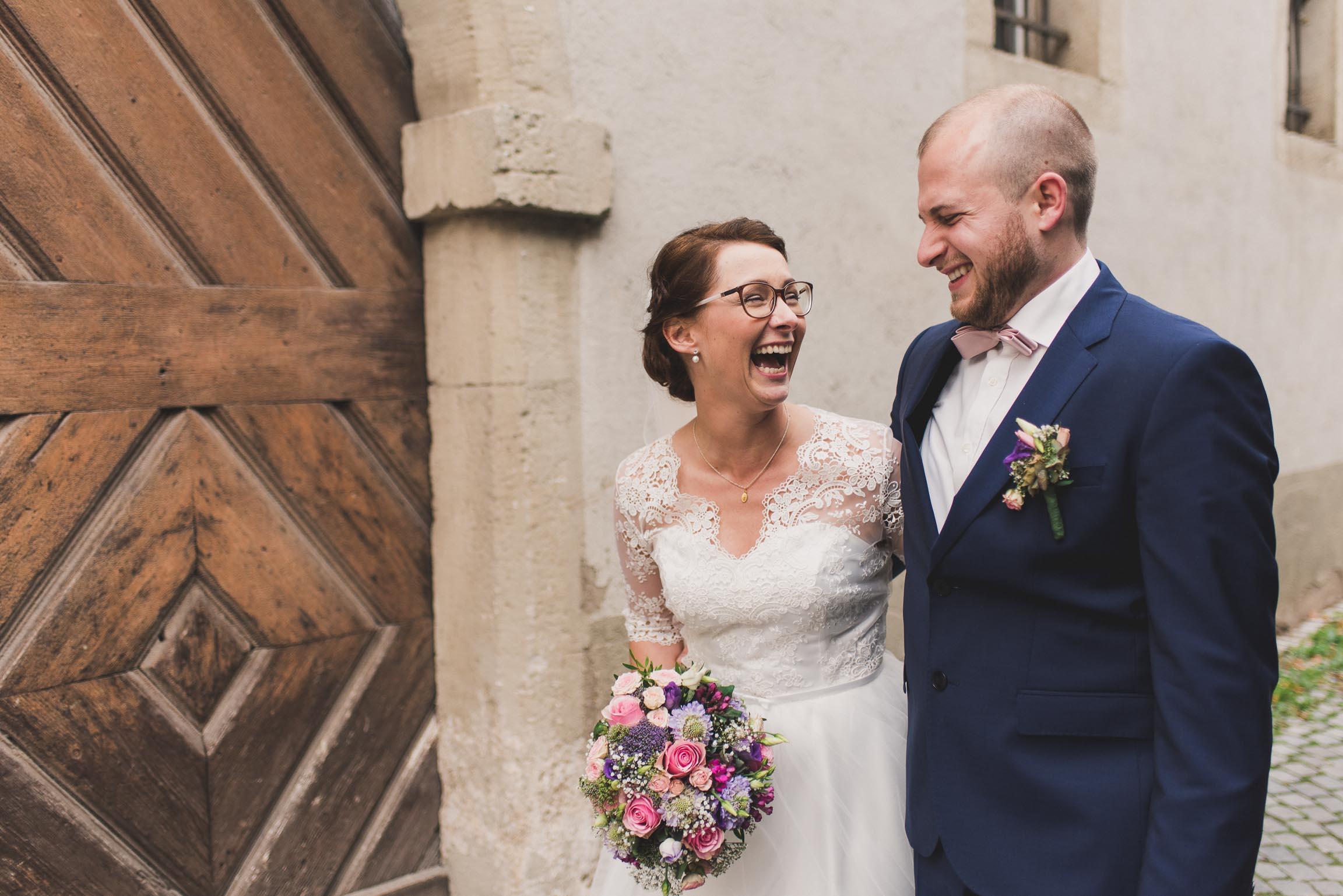 Emotionale Hochzeit in Eibelstadt