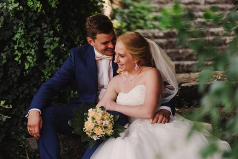 Superhelden Hochzeit