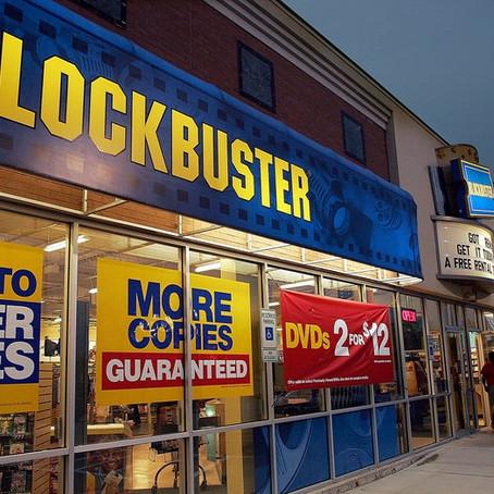 Blockbuster: os erros de planejamento estratégico que faliram a empresa