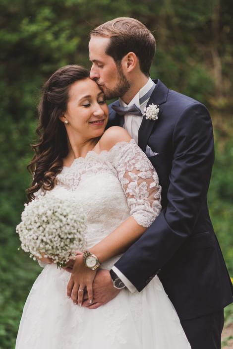Die erste Hochzeit, die mein Herz gewonnen hat.