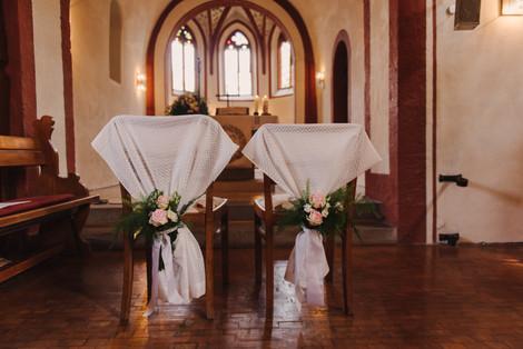 DIY Hochzeit in Lindelbach