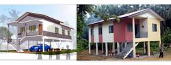 PASCA BANJIR HOUSING