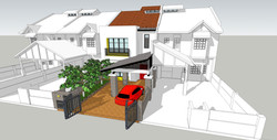 RENOVATION OF EXISTING TERRACE
