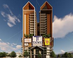 TAMU HOTEL & MALL