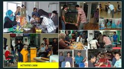 ACTIVITIES OF 2008/2