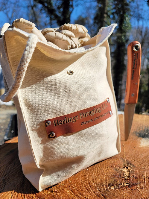 Heritage Foraging Collection Bag