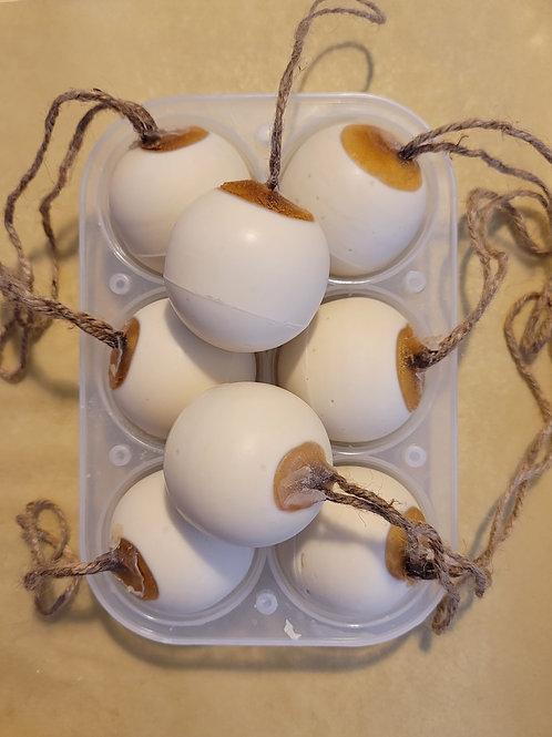Wild Reishi & Organic Shea Shampoo Ball