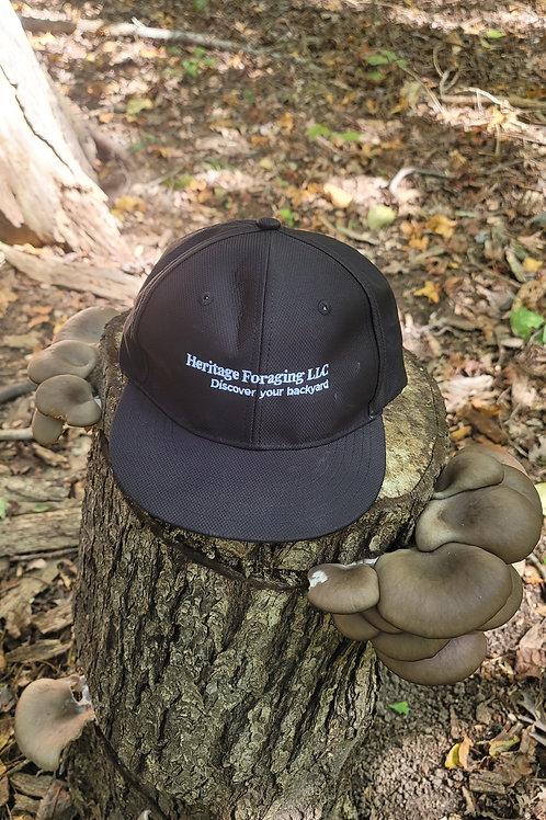 HeritageForaging Flat Brim Hat