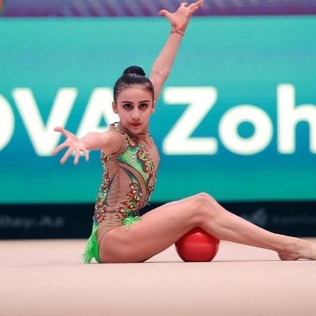 Gimnastlarımız finalda!