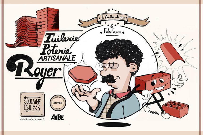 Tuilerie / Poterie Royer