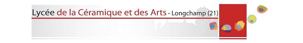 Logo Lycée de la Céramique et des arts