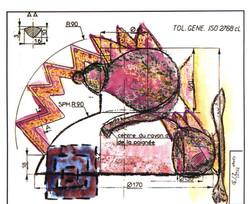 Dessin Arts Design Céramique
