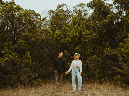 Adventurous couples sessions in Boerne, Texas | Dreamy session in Texas Hill Country | Grace J Photo
