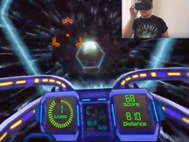 Space Tube Gear VR