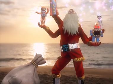 AR Christmas Promotion