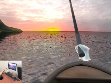 VR Fishing Paradise