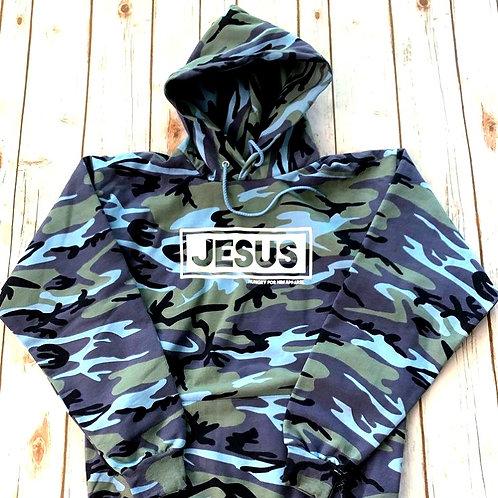 Jesus in Camo