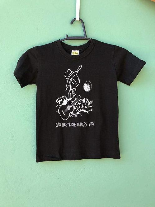 Camiseta Infantil ET