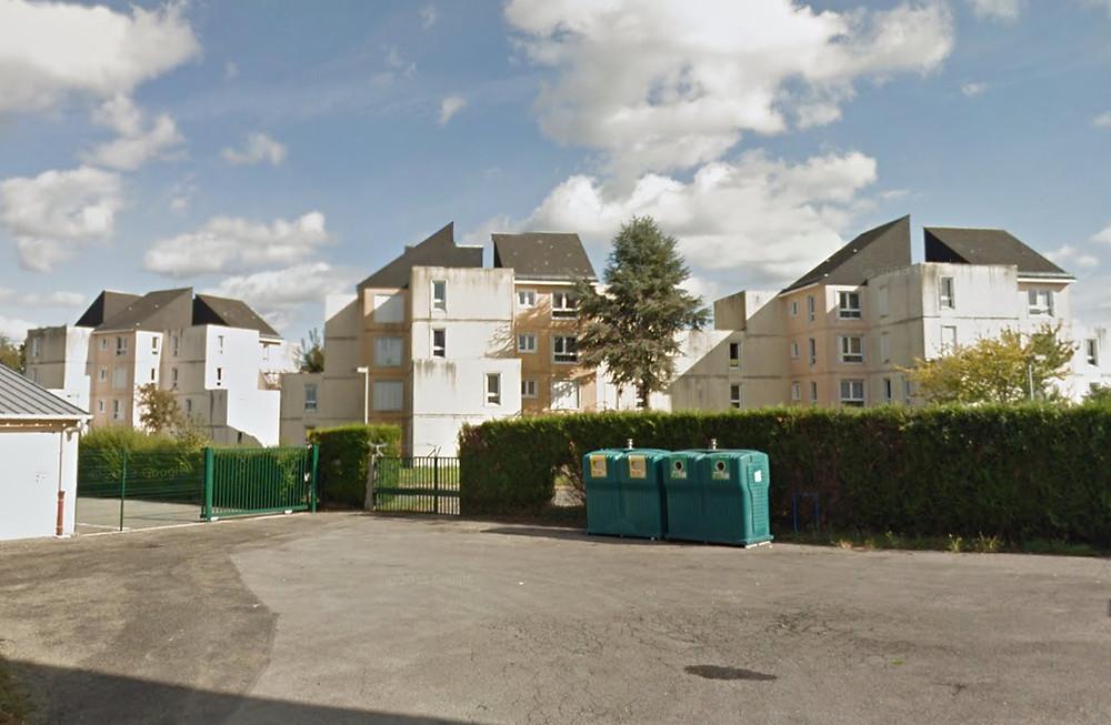 Réhabilitation 125 logements gendarmerie Mayran à Mayenne - MOEX - OPC