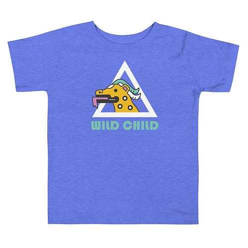 Toddler - Wild Child Tee