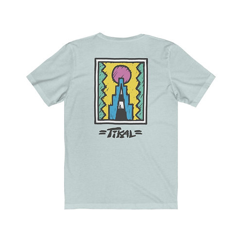 Tikal - Yellow Sky - Adult Tee