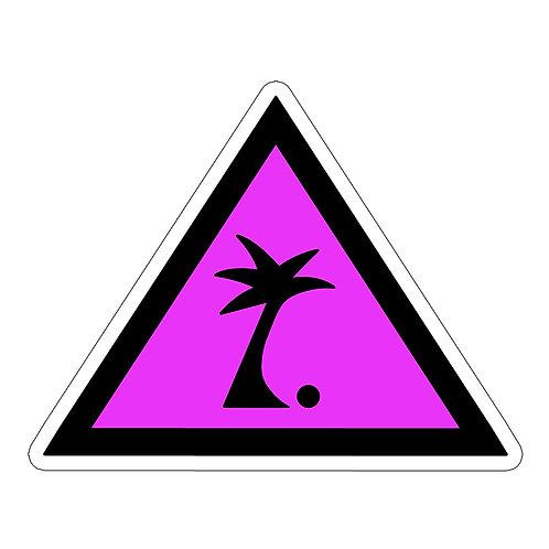 Tropic Salvi Icon Sticker (Single)