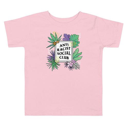 Toddler - Anti Racist Social Club Tee