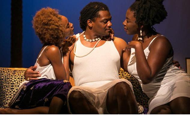 """""""WAAFRIKA 123""""/TheatreFirst"""
