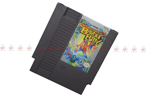 The Adventures of Bayou Billy (Pre-Owned) NES
