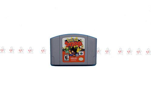 Pokemon Snap (Pre-Owned) N64