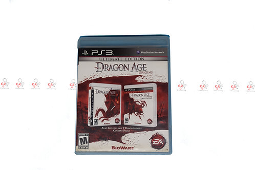 Unlimited Edition Dragon Age (Pre-Owned) Ps3