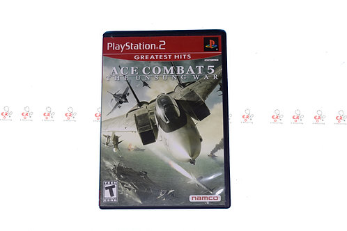 Ace Combat 5 (Pre-Owned) Ps2
