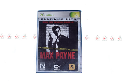 Max Payne (Pre-Owned) Xbox