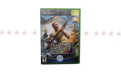 Medal of Honor: Rising Sun (Pre-Owned) Xbox