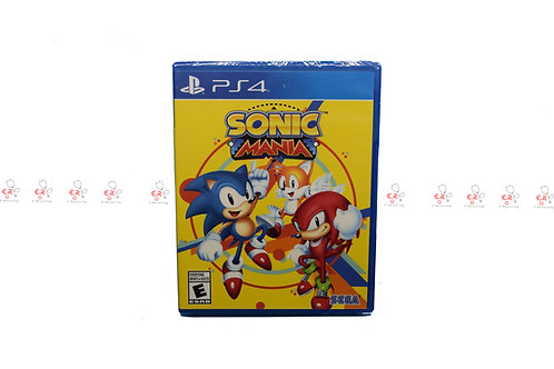 Sonic Mania (New) PS4