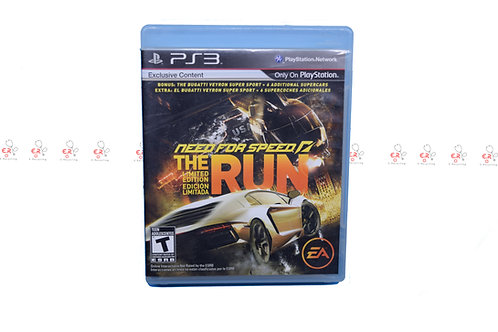Need for Speed: The Run (Pre-Owned) Ps3