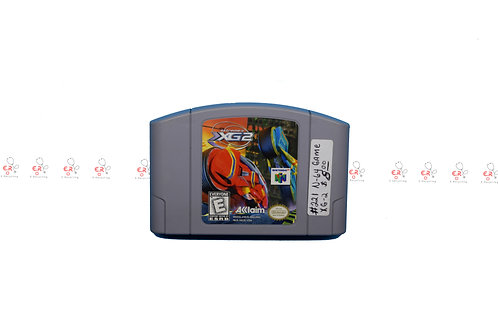 Extreme G 2 (Pre-Owned) N64