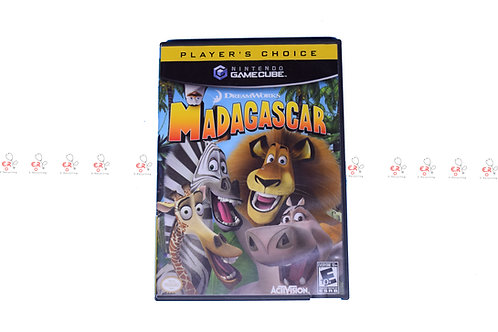 Madagascar (Pre-Owned) Gamecube