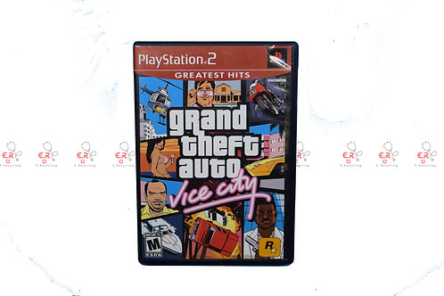 Grand Theft Auto: Vice City (Pre-Owned) PS2