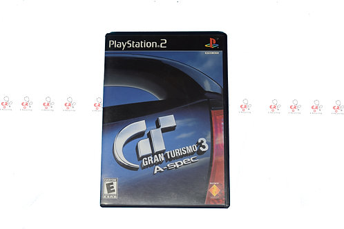 Gran Turismo 3 (Pre-Owned) Ps2