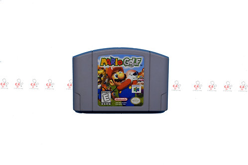 Mario Golf (Pre-Owned) N64