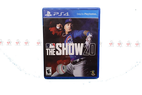 MLB: The Show 20 (New) PS4