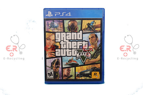 Grand Theft Auto 5  (Pre-Owned)