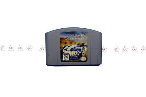 Top Gear Overdrive (Pre-Owned) N64