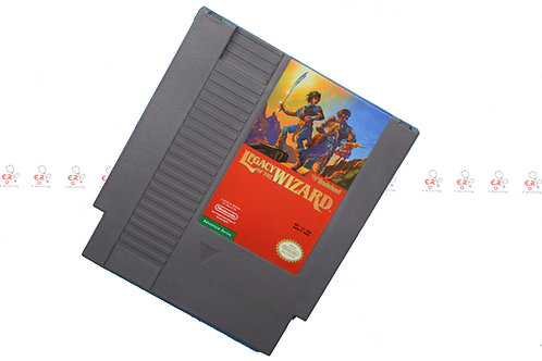 LegacyOf The Wizard (Pre-Owned) NES
